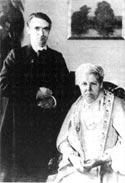 Рудольф Штейнер и Анни Безант. До 1913 г.