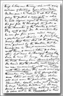Письмо Елены Блаватской