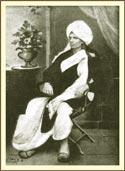 Дамодар К. Маваланкар. Портрет. Адьяр, Индия
