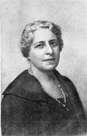 Надежда Александровна Смирнова, один из руководителей Теософического Общества в Москве. Артистка Малого Театра