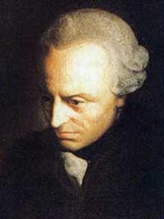 Эммануил Кант. (1724-1804)