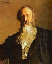 Портрет В. В. Стасова