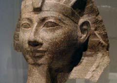 Египетская царица Хатшепсут