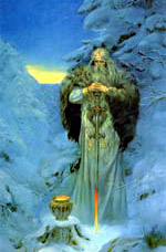Бог Сварог. Андрей Клименко