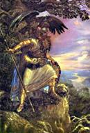 Бог Перун. Андрей Клименко.