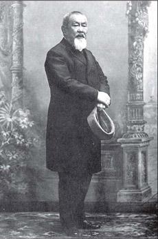 П. А. Бадмаев.
