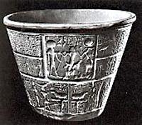 Клепсидра водные часы (Древний Египет), применявшиеся для точных астрономических определений
