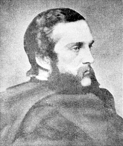 Фото Олкотта времен гражданской войны.