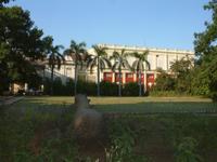 Главное  здание штабквартиры Теософического Общества в Адьяре