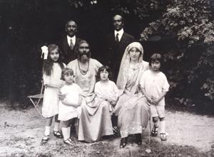 Семья Хазрат Инайят Хана