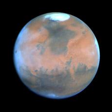 Марс 4-ая планета Солнечной системы