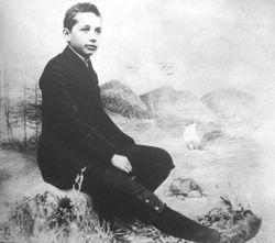Юный Эйнштейн