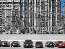 Современная силовая подстанция — это настоящий завод по переработке электричества. Фото (Creative Commons license): striatic