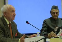 А.М.Кадакин  и Каран Сингх