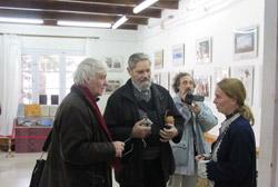 На выставке коллекций института Урусвати