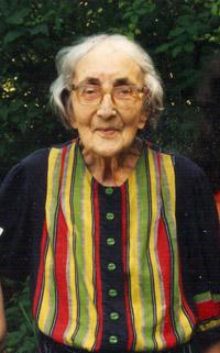 Наталия Дмитриевна Спирина. 1995