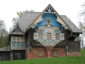 Фленово. Дом  Тенешевой.