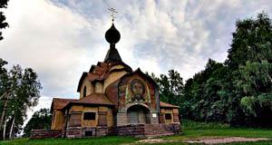 Храм св. в Талашкино
