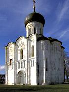 Церковь Покрова- на- Нерли