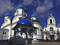 Свято-Боголюбский монастырь. Владимирская обл.