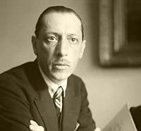 Игорь Стравинский (1882-1971)