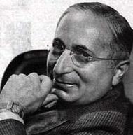 Луис Барт Майер (1884-1957) - основатель киностудии Metro-Goldwyn-Mayer