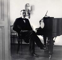 Сергей Рахманинов (1873-1943) – великий русский композитор, пианист и дирижер