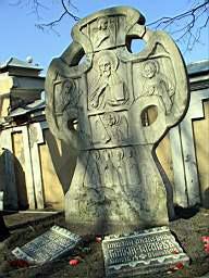 Надгробие Римского-Корсакова в некрополе Александро-Невской лавры
