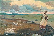 Н.К. Рерих. За морями земли великие-1(1910)