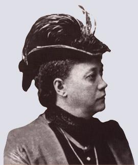 Елена Петровна Блаватская.