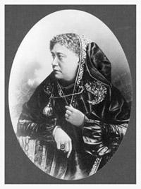 Е.П. Блаватская в китайской накидке.