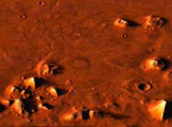 Пирамиды на Марсе
