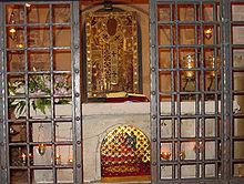 Гробница Николая Чудотворца в Барии.