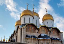 Москва  Успенский собор