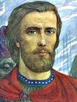 ...Дмитрий Донской за победу в Куликовской битве - великий князь...