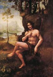 Леонардо да Винчи. Вакх.1695