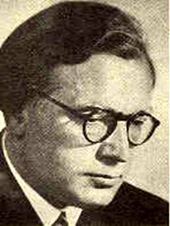 Латвийский психолог д-р Константин Раудив