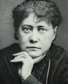 Елена Петровна Блаватская, основательница Теософского общества, раскрывшая много сокровенных загадок, касающихся Природы и человека