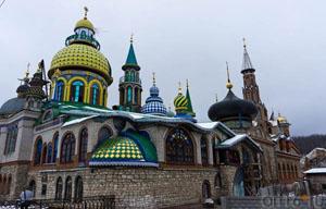 Вселенский Храм Ильдара Ханова