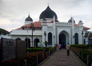 Мечеть Капитан Келлинг (Пенанг, Малайзия)