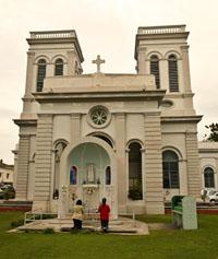Православная церковь Успения (Пенанг, Малайзия)