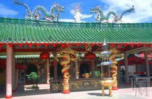 Храм Туа Пек Конг