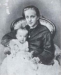 Любовь Петровна Рахманинова