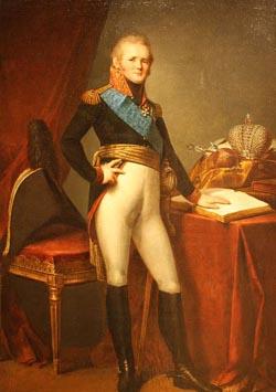Александр I. 1808г.