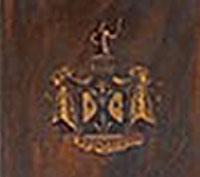 Герб  Рерихов. Фрагмент картины  Портрет Н.К. Рериха