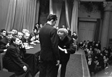 Сеанс одновременной психологической игры, 1 января 1966 года