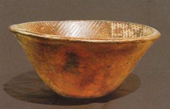 Чаша Будды. Пришла в январе 1934 года.