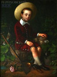 Портрет Степана Митусова