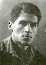 Виктор Тихонович Черноволенко. 1931.