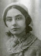 Злата Степановна Митусова. 1930-е.